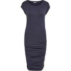 ONLY Knitter Kleid mit kurzen Ärmeln