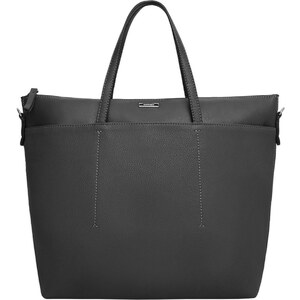 Mango Sac shopping - noir
