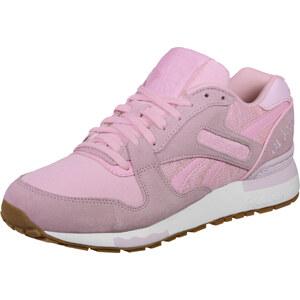 Reebok Gl 6000 Wr W chaussures pink glow/chalk