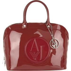 Armani Jeans Sacs portés main, Bugatti Top Handle Bag Bordeaux en rouge