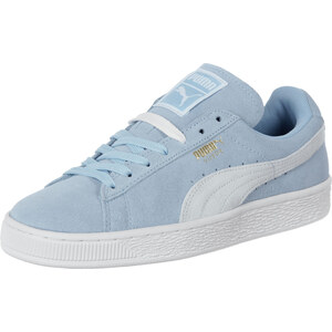 Puma Suede Classic W chaussures cool blue/white