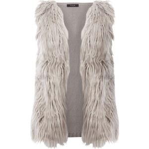 Vila Weste aus Fake Fur