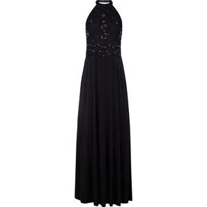 Vera Mont Abendkleid mit Collierkragen