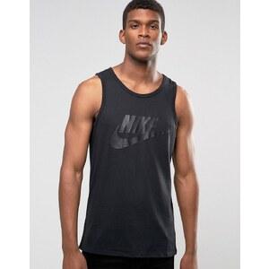 Nike - Ace 779234-010 - Débardeur avec logo - Noir - Noir