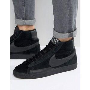 Nike - Blazer - Baskets mi-hautes de qualité supérieure - Noir 638261-016 - Noir