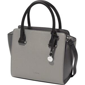 L.Credi Handtasche mit Saffiano-Struktur