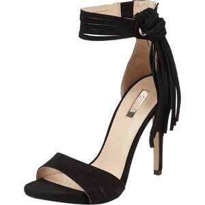 Guess Sandaletten aus Veloursleder