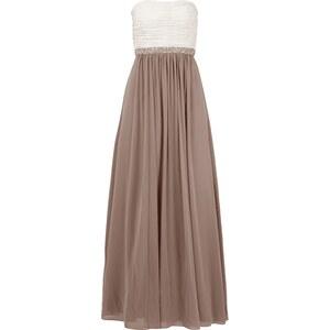 Mariposa Two-Tone-Abendkleid aus Chiffon