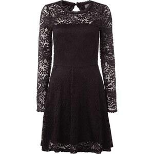 Vero Moda Kleid aus Spitze mit Aussparung