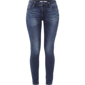 Vero Moda Skinny Fit 5-Pocket-Jeans im Stone Washed-Look