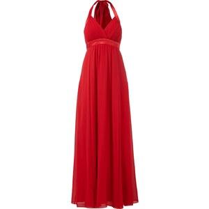 Mariposa Abendkleid aus Chiffon mit Neckholder zum Binden