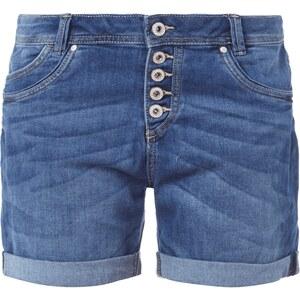 Tom Tailor Denim Stone Washed 5-Pocket-Shorts aus Denim