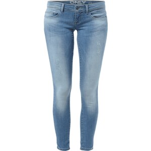 Only Skinny Fit Stone Washed Jeans