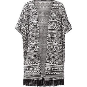 Rut & Circle Kimono mit Fransenabschluss