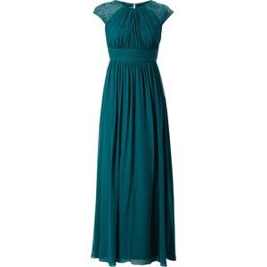 Mariposa Abendkleid mit Zierperlenbesatz an den Schultern