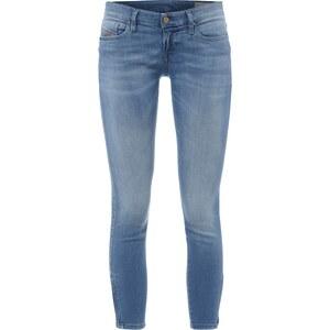 Diesel Super Slim-Skinny Jeans im Stone Washed-Look