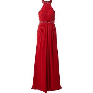 Jora Collection Abendkleid mit Collierkragen