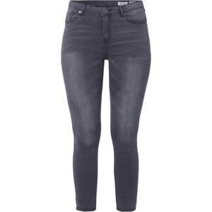REVIEW Stone Washed Skinny Fit High Waist Jeans