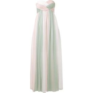 Laona Abendkleid aus Chiffon im dreifarbigem Design
