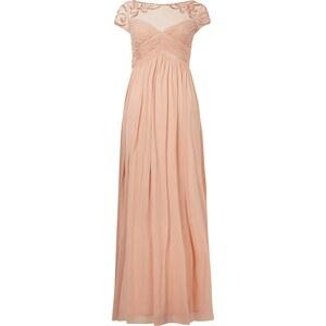 Mariposa Abendkleid mit Zierperlen