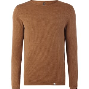 Colours & Sons Pullover mit Wabenstrick