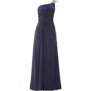 Luxuar Abendkleid mit One-Shoulder-Träger