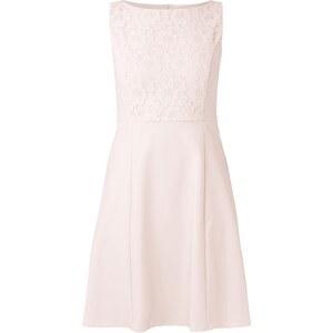 Montego Kleid mit Einsatz aus Spitze