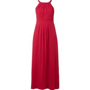 Esprit Collection Abendkleid aus Chiffon mit Collierkragen