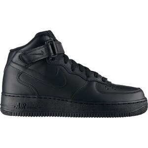 Nike Air Force 1 Mid - Baskets montantes - noir