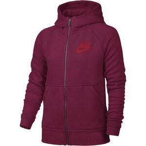 Nike Sweat à capuche - rouge