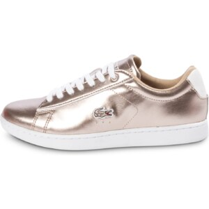 Lacoste Baskets/Tennis Carnaby Evo Or Femme