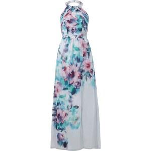 Lipsy Abendkleid mit Collierkragen und Zierperlen