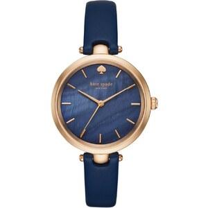 Kate Spade New York Montres, Holland Skinny Strap Watch Roseor/Blue en bleu