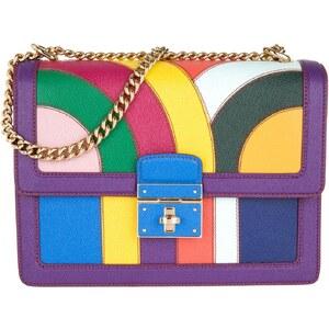 Dolce&Gabbana Sacs à Bandoulière, Rosalia Shoulder Bag Multicolor en multicolore