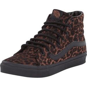 Vans Sneakers mit Leopardenfell-Optik