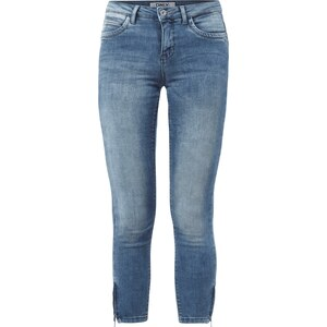 Only Ankle Cut Stone Washed Jeans