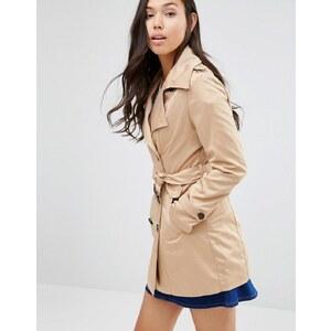 Glamorous - Manteau coupe cintrée - Beige