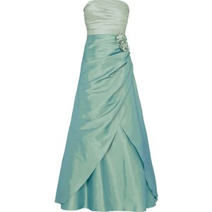 Luxuar Two-Tone Abendkleid mit Bolero