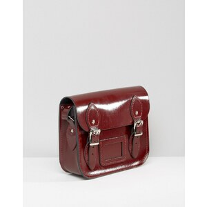 The Leather Satchel Company - Mini cartable - Rouge