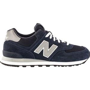 New Balance M574 NN - Baskets - bleu marine