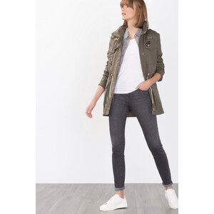 Esprit Denim stretch gris, style 5 poches