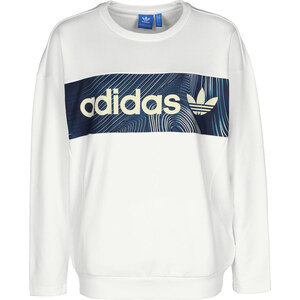 adidas Bg Crew W sweat white