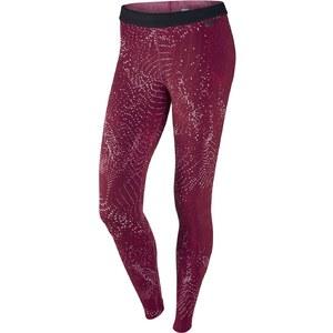 Nike Leg-a-see - Legging - aubergine