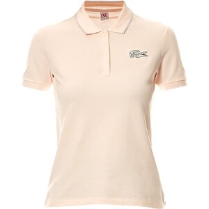 Lacoste Polo - rose clair