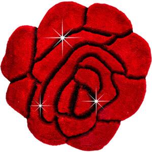 bpc living Tapis Rose rouge maison - bonprix