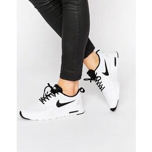 Nike - Air Max Thea - Sneakers in Weiß & Schwarz - Weiß
