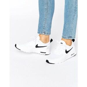 Nike - Air Max Thea - Baskets - Blanc et noir - Blanc
