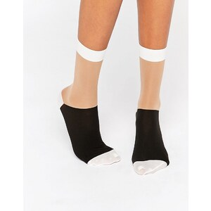 Wolford - Sophie - Chaussettes - Noir