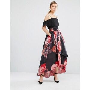 Coast - Maiden - Jupe à motif floral à lien - Multi