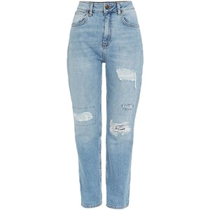 Urban Outfitters Jeans Relaxed Fit light blue denim